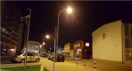 Na ulicy Łąkowej znów jest jasno