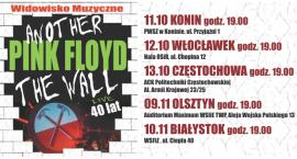 To będzie jedyny taki koncert dla fanów Floydów w Białymstoku