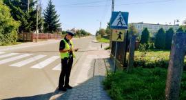 Przed rozpoczęciem roku szkolnego i teraz policjanci kontrolują drogi do szkół