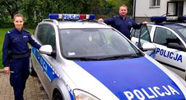 Policjanci zawieźli ciężarną ze szkoły do szpitala