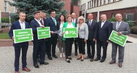 PSL z pełną listą kandydatów do Sejmu. Tylko jedna osoba jest z ruchu Kukiza