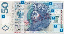 Od dziś są nowe banknoty w obiegu