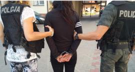 Dwie osoby aresztowane. Odpowiedzą za kradzieże i posiadanie narkotyków