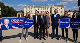 Senator Jan Dobrzyński startuje w wyborach, bo nie chce zostawiać wyborców