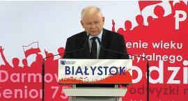Prezes Kaczyński: Za rządów PO-PSL w Polsce panowała kleptokracja