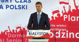 Dariusz Piontkowski: Ostatnie cztery lata to dobry czas dla Polski i Podlasia