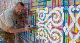 Powłoka antygraffiti pokryła mural, aby nikt go więcej nie niszczył