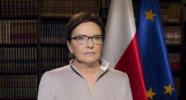 Premier Ewa Kopacz: Polska jest i będzie bezpieczna, proeuropejska i tolerancyjna