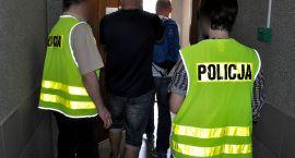 50-latek poszukiwany listem gończym zatrzymany