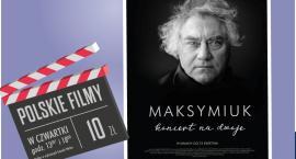 """Kultura Dostępna, a w niej """"Maksymiuk. Koncert na dwoje"""". U nas są za to bilety"""