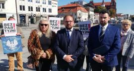 Bezpartyjni i Samorządowcy: Startujemy w wyborach dla idei, a nie stołków