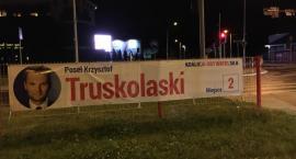 Bannery wyborcze do kontroli