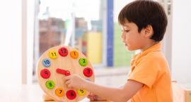 Dziecko można nauczyć poczucia czasu
