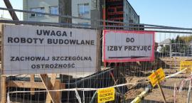 Przy szpitalu w Łapach powstaje Szpitalny Oddział Ratunkowy