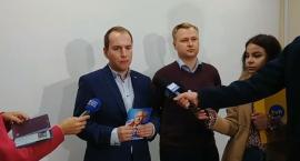 Adam Andruszkiewicz podziękował za pomoc w kampanii Kornela Morawieckiego