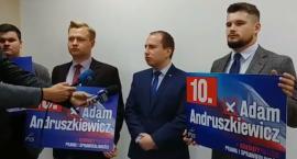 Andruszkiewicz do Tyszkiewicza: Proszę to wytłumaczyć i przeprosić