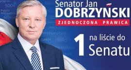 Jan Dobrzyński: Wierzę w sprawiedliwą, solidarną i dumną Polskę