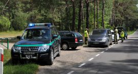 Dwie grupy nielegalnych imigrantów chciały wjechać do Polski