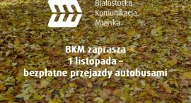 Organizacja komunikacji w dniach 2-3 listopada
