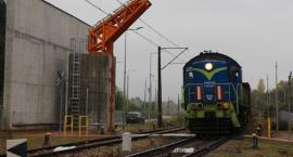 W Kuźnicy będzie działał skaner do kontroli pociągów