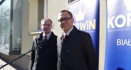 KORWiN wzywa posła Tyszkiewicza do debaty o gospodarce. Ale takiej debaty nie będzie!
