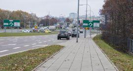 Nowa ścieżka rowerowa wzdłuż Al. Jana Pawła II
