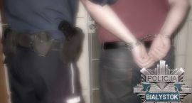 Uciekinier z aresztu zatrzymany