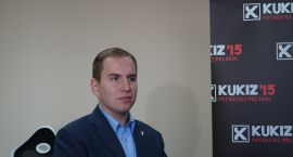 Poseł Andruszkiewicz zostaje w klubie Kukiz '15