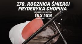 Koncert z okazji 170. rocznicy śmierci Fryderyka Chopina