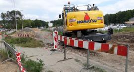 Utrudnienia na drodze do Hryniewicz i zamknięta ulica Klepacka