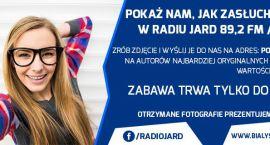 Radio Jard notuje znów najlepsze wyniki i zaprasza do konkursu