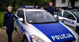 Podejrzany o kradzież sprzętu elektronicznego trafił w ręce Policji