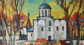 Kolejny wernisaż w Wielkiej Synagodze w Tykocinie