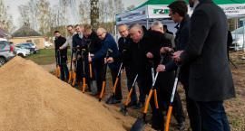 Rozpoczęły się prace drogowe na odcinku od Lipska do granicy państwa