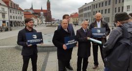 Konfederacja składa wniosek do wojewody o uchylenie uchwały odnośnie ulicy Łupaszki