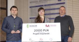 Konkurs KoKoN szczęśliwe zakończył się dla dwóch kół naukowych z PB