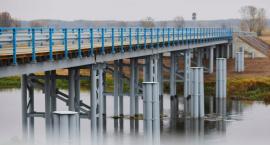 Tam, gdzie powiat białostocki łączy się z monieckim, jest nowy most
