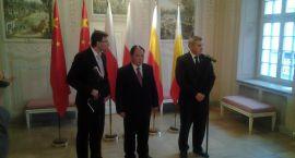 Przedstawiciele chińskiej stolicy cukru w Białymstoku