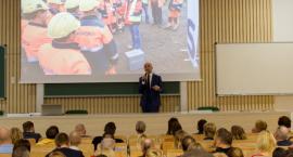 Wykładem rozpoczęło się działanie Centrum Kompetencji Politechniki Białostockiej