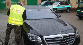 Mercedes wart 400 tys. zatrzymany na granicy, bo był kradziony. Ale problemów było więcej