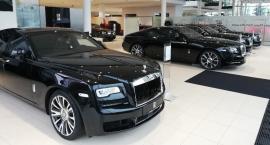 Z wizytą w salonie Rolls-Royce: Podlascy klienci nie są nam obcy