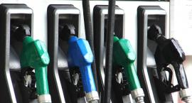 Benzyna stoi, LPG i diesel w górę