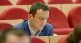 Radny Biernacki mówił o rządzie bezprawia. Takiej riposty chyba się nie spodziewał