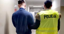 Na trzy miesiące do aresztu trafił mężczyzna podejrzany o wymuszenie rozbójnicze