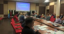 Łapscy radni omawiali strategię województwa podlaskiego