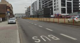 Po przebudowie Jurowieckiej zniknęło jedno przejście dla pieszych