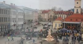Marta Gałuszewska i Sarsa gwiazdami sylwestra miejskiego na Rynku Kościuszki