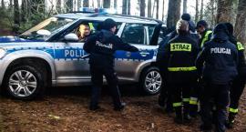 Policjanci w porę odnaleźli zaginioną seniorkę z Moniek