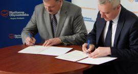 Platforma Obywatelska idzie do wyborów z Forum Mniejszości Podlasia