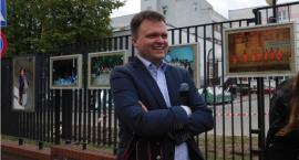 Białostoczanin ogłosił start w wyborach. Szymon Hołownia powalczy o fotel prezydenta RP